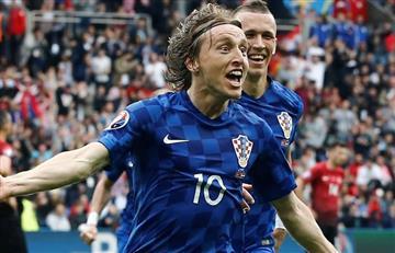 Eurocopa 2016: con este golazo Croacia venció a Turquía