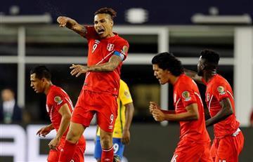 Copa América 2016: con esta polémica mano Perú venció a Brasil