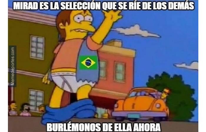Copa América 2016: memes de la eliminación de Brasil