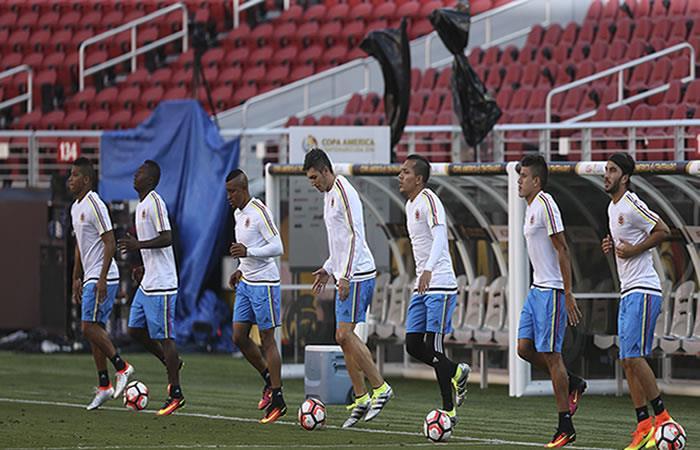 La Selección Colombia ya arribó a New Jersey