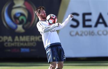 Copa América 2016: Messi jugará ante Bolivia