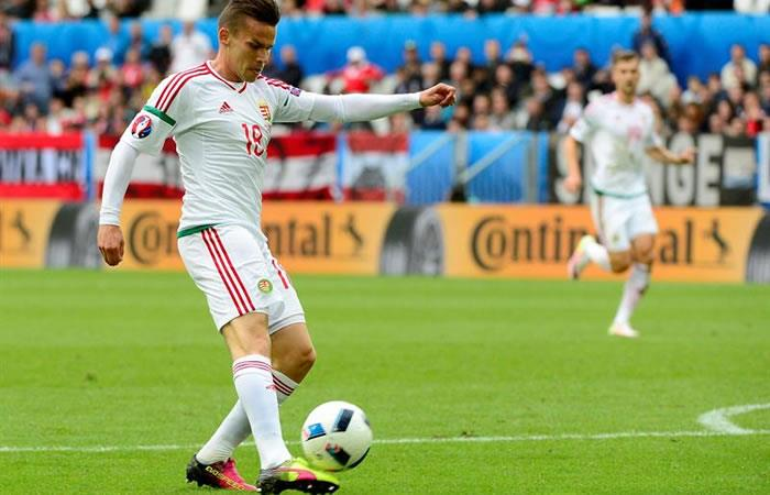 Eurocopa 2016: con este golazo Hungría venció a Austria