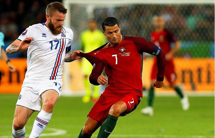 Eurocopa 2016: Ronaldo no pudo darle a Portugal la victoria