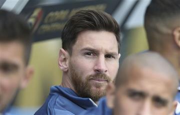 Messi: ¿El túnel del año?