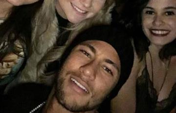 Neymar sigue causando polémica por sus fiestas