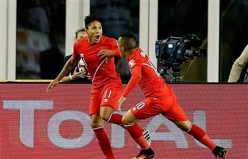 Copa América Centenario: Ruidíaz confesó que sí hizo el gol con la mano