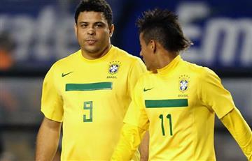 Neymar desafió a Ronaldo