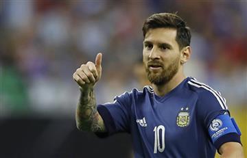 AFA le responde a Messi