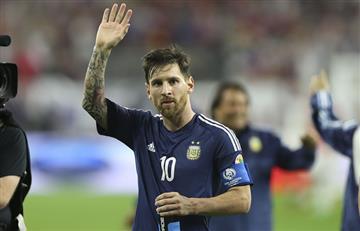 Messi: La 'pulga' cumple 29 años