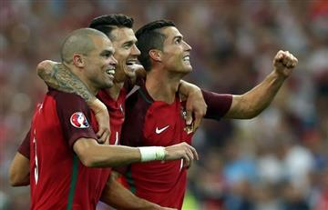 Eurocopa 2016: Portugal clasificó a la semifinal por penales
