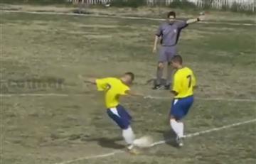 Youtube: el gol más rápido de la historia fue en 3 segundos