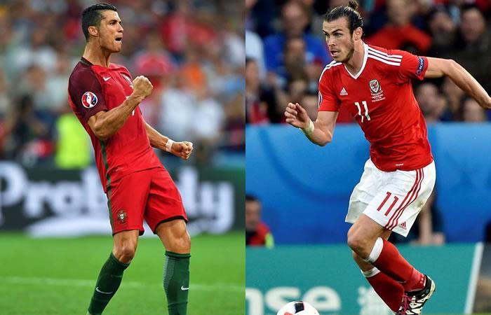 Eurocopa 2016: Cristiano Ronaldo vs Gareth Bale por un cupo en la final