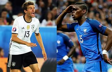 Eurocopa 2016: Francia y Alemania por un cupo en la final