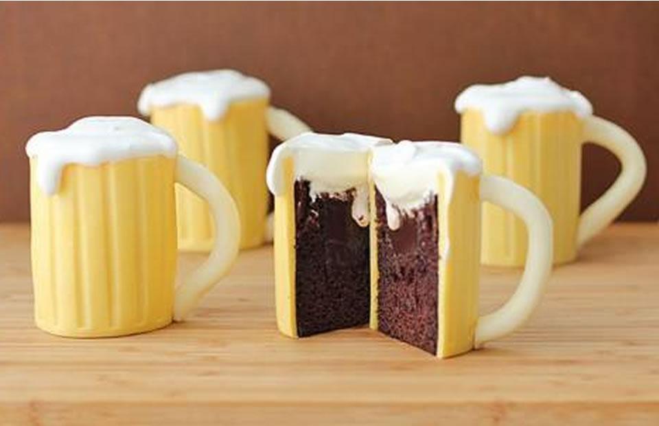 Curiosos pasteles se toman las redes sociales