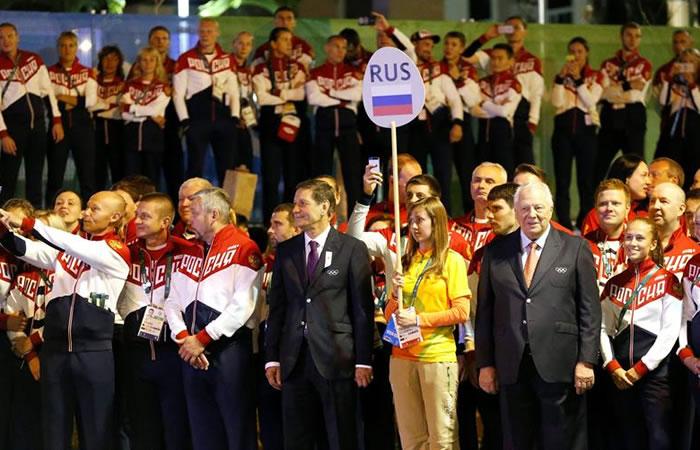 Río 2016: Rusia podrá competir finalmente en los Juegos Olímpicos