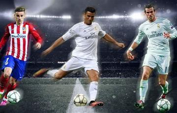 Ronaldo, Bale y Griezmann candidatos a mejor jugador de Europa