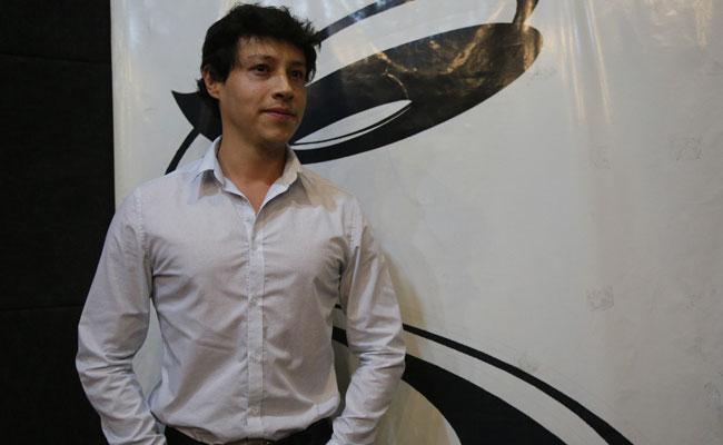 El actor boliviano Reynaldo Pacheco. EFE