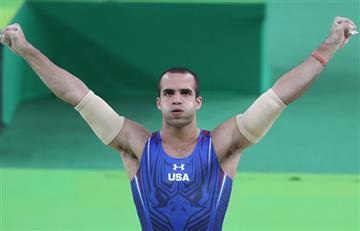 Río 2016: Sensual baile de un gimnasta sorprende al público