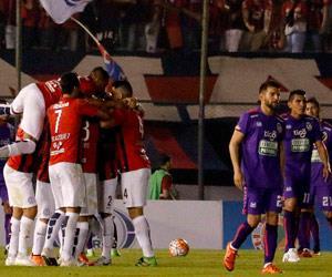 Cerro Porteño humilla a Real Potosí en Asunción