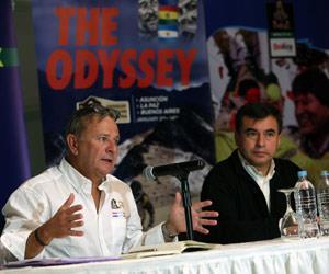 Bolivia incrementará la seguridad en el Dakar 2017