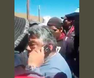 Viceministro Illanes pidió que no continúe el desbloqueo