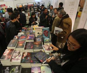Inaugurada la Feria del Libro de La Paz en su 21ª versión