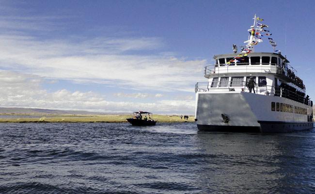 BID aporta 86 millones para limpieza de lago Titicaca