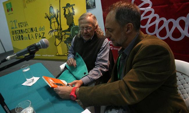 Miguel de Cervantes quiso vivir en La Paz atraído por admirados poetas