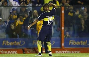 Frank Fabra y el baile que emocionó a los hinchas de Boca Juniors
