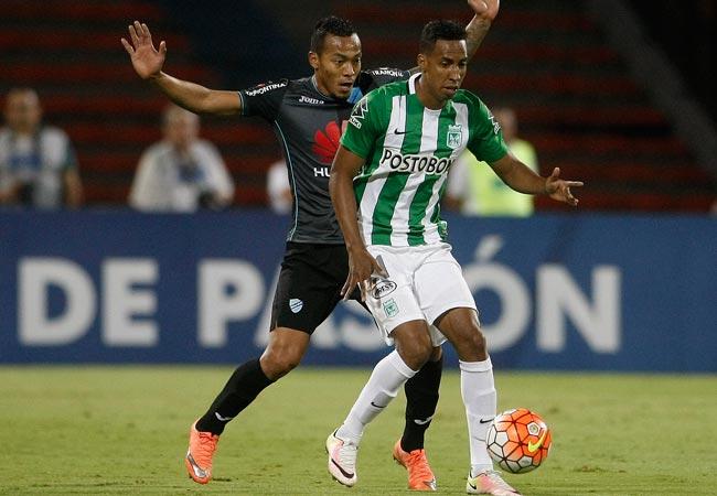 Bolívar no pudo y cedió el paso a tercera fase al Atlético Nacional