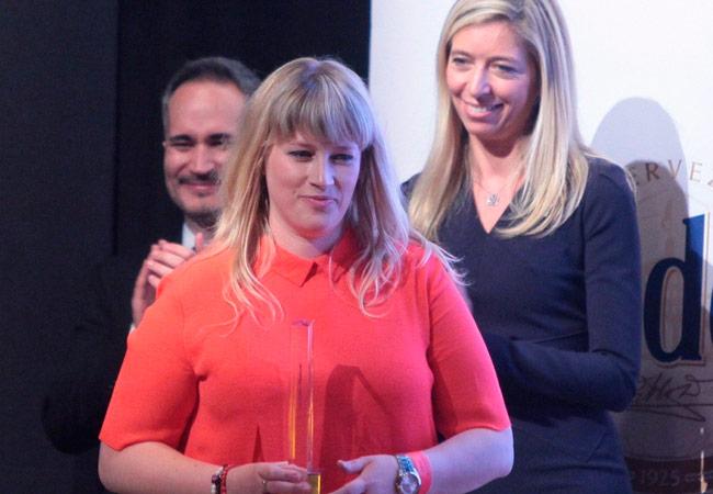 Danesa Seidler, de Gustu, mejor chef mujer de América Latina