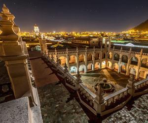 Sucre busca convertirse en la principal plaza turística de Bolivia