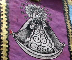 Inicia el Siart con protestas por mural contra Iglesia católica