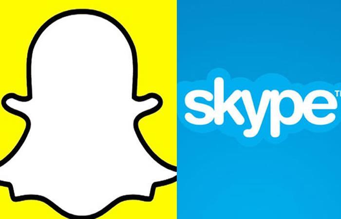 Snapchat y Skype reciben denuncia sobre privacidad