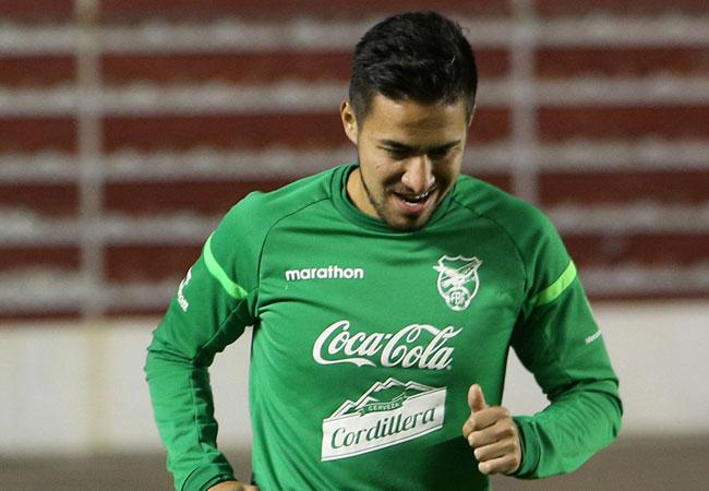 Ramallo no podrá ser parte de Bolivia ante Paraguay