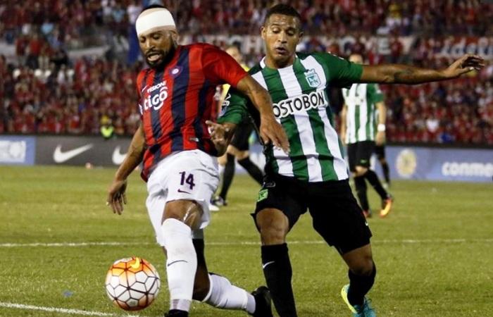 Atlético Nacional vs. Cerro Porteño: Previa, datos y alineaciones