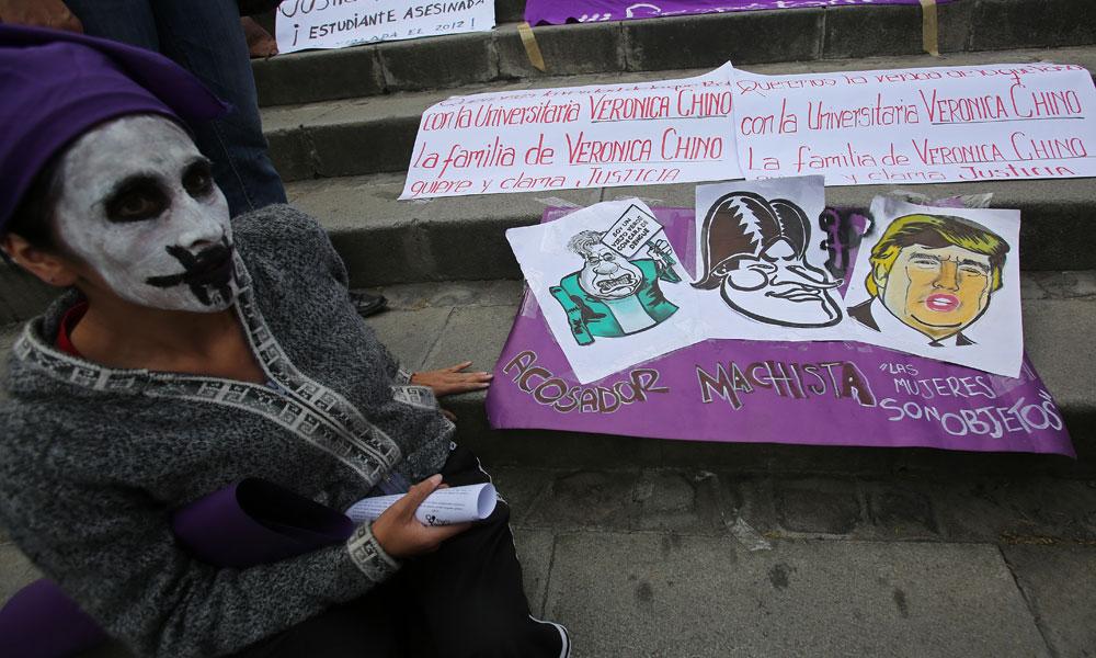 Demandan más esfuerzo de autoridades contra la violencia machista