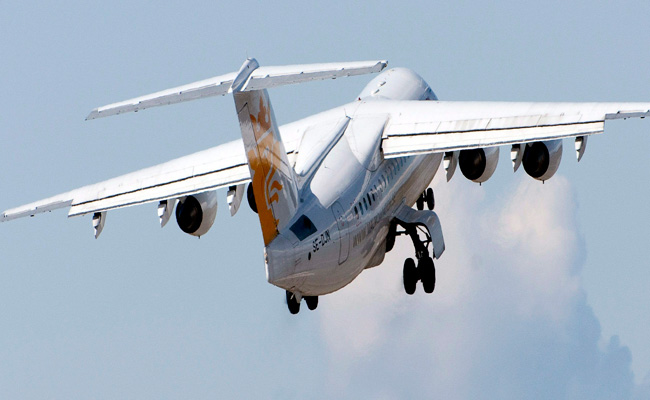 Avión accidentado en Colombia tenía una tripulación boliviana
