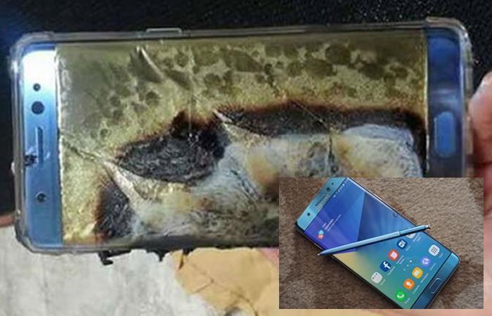 Samsung Galaxy Note 7: Descubren por qué explotaban