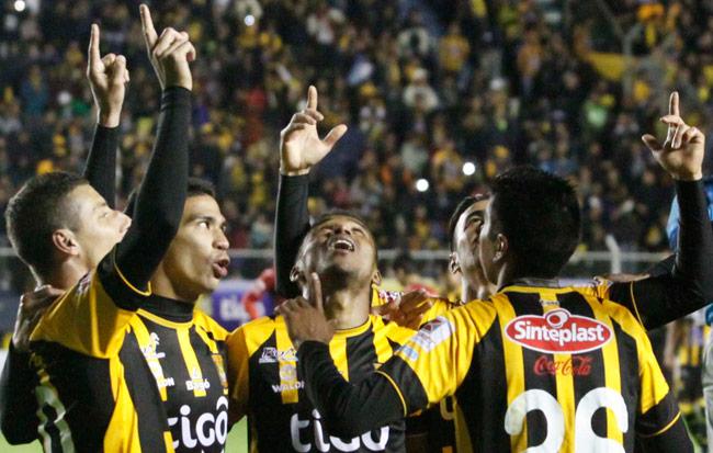 Bolívar no pudo y deberá definir el campeonato con The Strongest