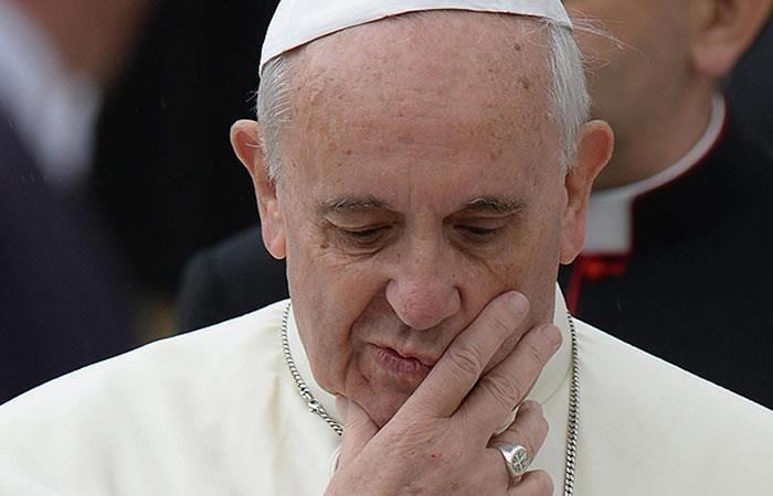 Papa Francisco teme que lo hackeen