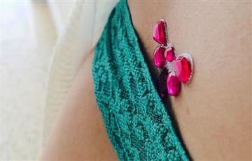 #Vajazzling, la nueva moda de decorar el pubis de la mujer