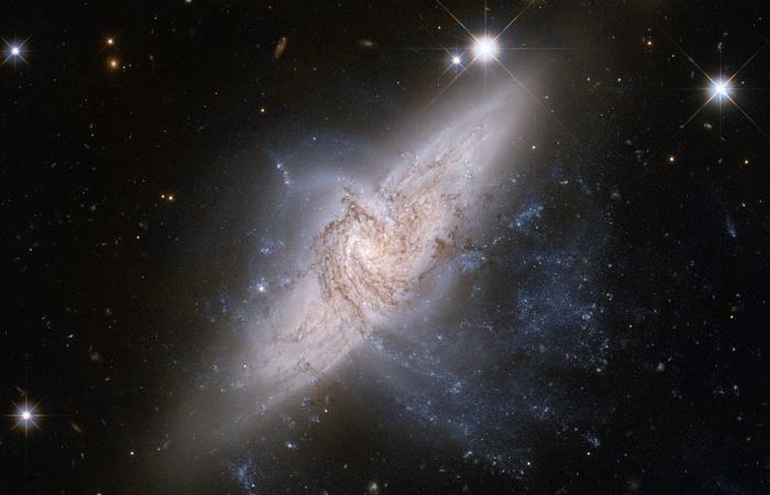 NASA: Captan agujero negro que viola las leyes de la física