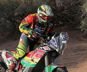 Gran participación boliviana en el Dakar