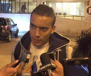 El delantero uruguayo William Ferreira vuelve a Bolívar