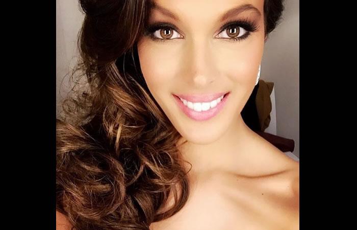 Miss Universo 2017: Así luce la nueva soberana sin maquillaje