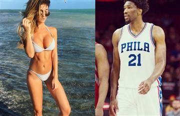 Estrella de la NBA y la candente propuesta a modelo de Instagram en vivo