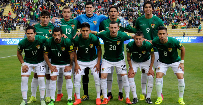 Confirman la pérdida de 4 puntos de la selección de Bolivia. ABI/Archivo