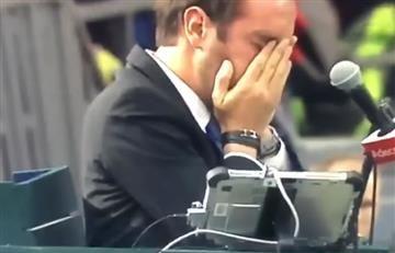 Copa Davis: Por este pelotazo al juez de silla, Canadá queda eliminada