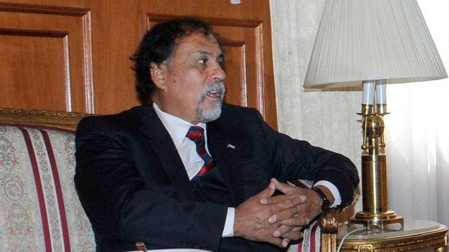 Normando Álvarez, embajador de Argentina en Bolivia. Foto: ABI